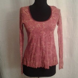Sweet Pea small Baby Doll top